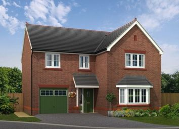 Thumbnail 4 bed detached house for sale in Biddulph Road, Congleton