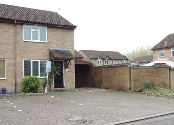Thumbnail 2 bed end terrace house to rent in Whitley Close, Yate, Bristol