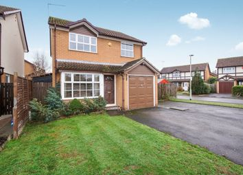 Thumbnail 3 bed detached house to rent in Chatteris Way, Lower Earley, Reading
