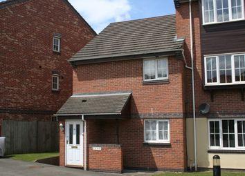 Thumbnail 1 bed flat to rent in Garrison Court, Barwell Road, Bordesley Village, Birmingham