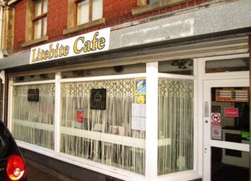 Thumbnail Restaurant/cafe for sale in 42 High Street, Ogmore Vale