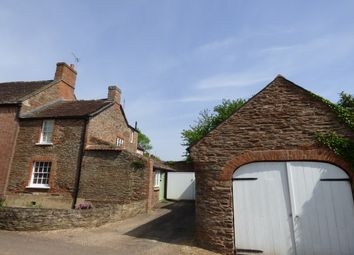 Thumbnail 2 bed cottage to rent in Cheddon Fitzpaine, Taunton