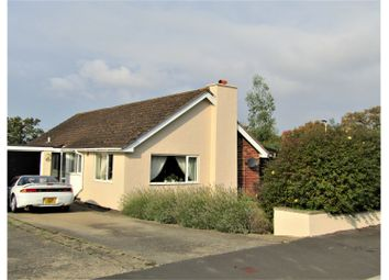 Thumbnail 3 bed detached bungalow for sale in The Roundway, Newton Abbot