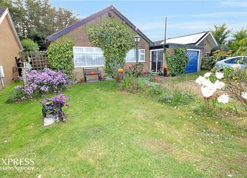 Thumbnail 3 bed detached bungalow for sale in Church Way, Tydd St Mary, Wisbech, Lincolnshire