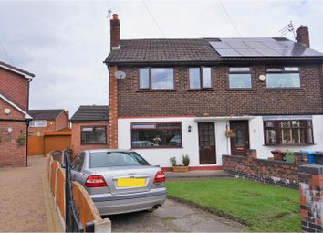Thumbnail 3 bed semi-detached house for sale in Cambridge Road, Manchester