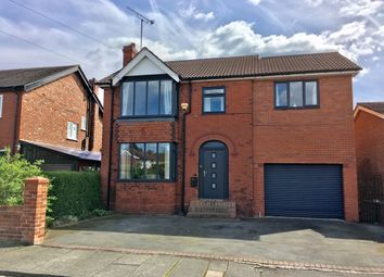 Thumbnail 4 bed detached house for sale in Lawrence Road, Hazel Grove, Stockport