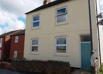 Thumbnail 1 bed flat to rent in Coppice Side, Swadlincote