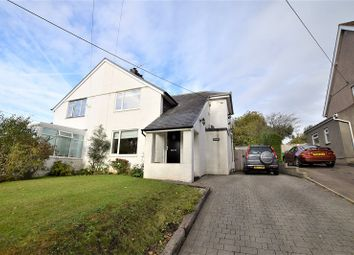 Thumbnail 3 bed semi-detached house to rent in Wayside Bridge Road, Old St. Mellons, Cardiff.