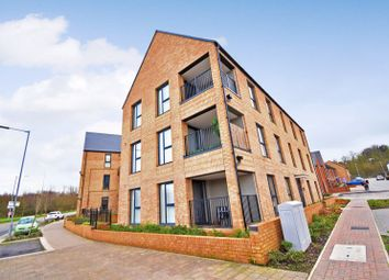 Thumbnail 2 bed flat for sale in Staneford Close, Ketley, Telford
