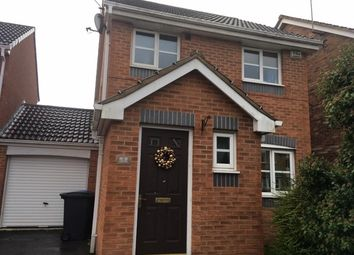 Thumbnail 3 bed link-detached house to rent in Chambers Grove, Chapeltown, Sheffield, South Yorkshire