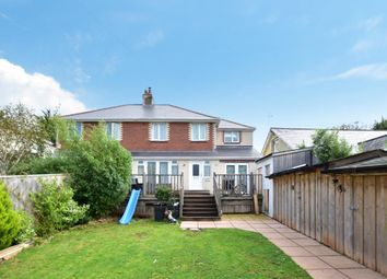 Thumbnail 4 bed semi-detached house to rent in Willake Road, Kingskerswell, Newton Abbot, Devon