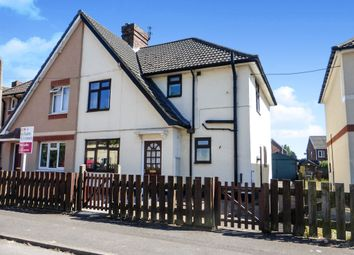 Thumbnail 3 bedroom semi-detached house for sale in The Close, Scunthorpe