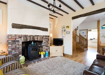 Thumbnail 2 bedroom terraced house for sale in Church Lane, Elvington, York