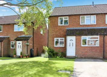 Thumbnail 3 bed semi-detached house for sale in Lambourn Place, Lambourn, Hungerford