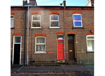 Thumbnail 4 bedroom terraced house for sale in Kingsland Road, Luton