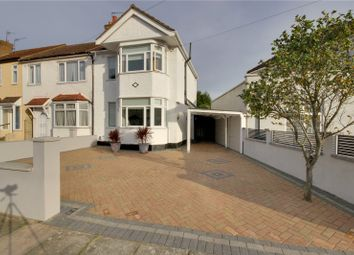 3 bed semi-detached house for sale in Boleyn Avenue, Enfield, Greater London EN1