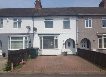 Thumbnail 3 bed terraced house to rent in Beacon Road, Holbrooks, Coventry