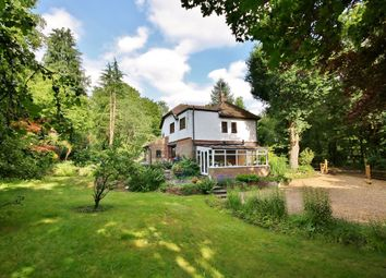 Thumbnail 4 bed detached house for sale in Cowshot Common, Brookwood, Woking