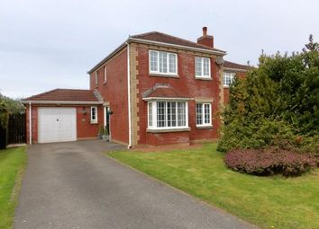 Thumbnail 3 bed detached house for sale in Moorlands Drive, Stainburn, Workington