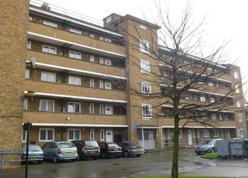 Thumbnail 4 bed flat to rent in St. Georges Terrace, Peckham Hill Street, London