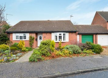 Thumbnail 2 bed detached bungalow for sale in Sutton Road, Swaffham