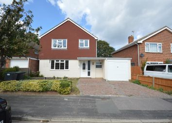 Burwood Grove, Hayling Island PO11. 4 bed detached house for sale