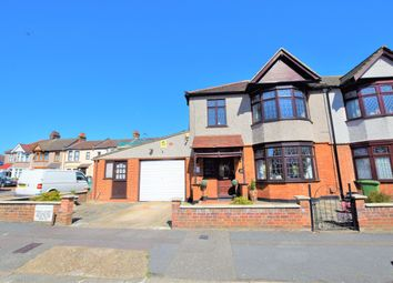 Thumbnail 3 bed end terrace house for sale in Tenby Road, Chadwell Heath