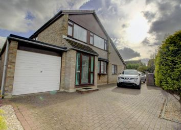 Thumbnail 3 bed detached house for sale in Claxton Court, Newton Aycliffe