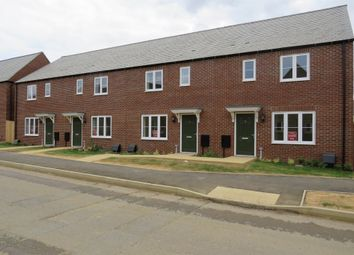 Thumbnail 3 bed end terrace house for sale in Longford Park Road, Bodicote, Banbury