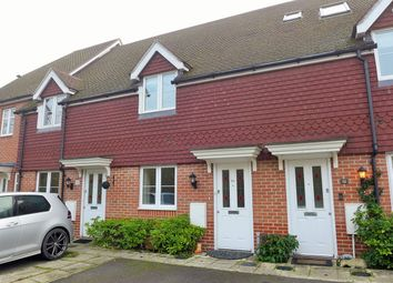 Thumbnail 2 bed terraced house to rent in Tithing Road, Elvetham Heath, Fleet