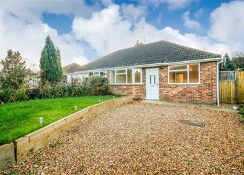 Thumbnail 2 bedroom semi-detached bungalow for sale in Shenley Road, Bletchley, Milton Keynes