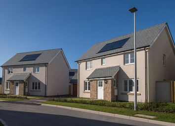"Thumbnail 4 bed detached house for sale in ""The Eliot"" at The Green, Chilpark, Fremington, Barnstaple"