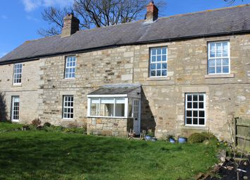 Thumbnail 4 bedroom farmhouse to rent in Newton Farm, Mitford, Morpeth, Northumberland
