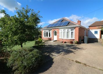 Thumbnail 4 bed detached bungalow for sale in Wroot Road, Finningley, Doncaster, South Yorkshire