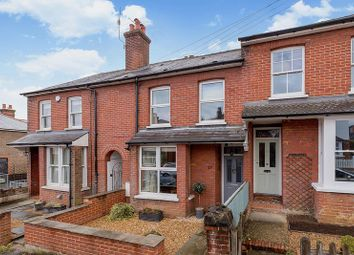 Thumbnail 3 bed terraced house for sale in Hallam Road, Godalming