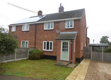 Thumbnail 3 bed semi-detached house to rent in Westhall, Stradbroke, Eye