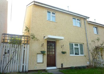 Thumbnail 2 bed end terrace house to rent in Hogan Gardens, Nottingham