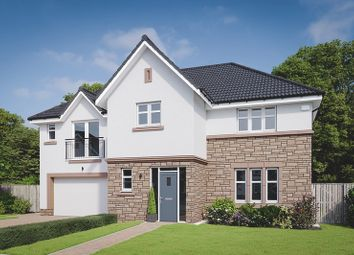 Thumbnail 5 bed detached house for sale in Drysdale Avenue, Larbert