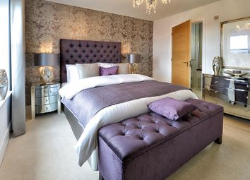 "Thumbnail 4 bedroom detached house for sale in ""The Rosebury"" at Anglian Road, Daventry"