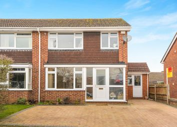 Thumbnail 4 bedroom semi-detached house for sale in Shifford Crescent, Maidenhead