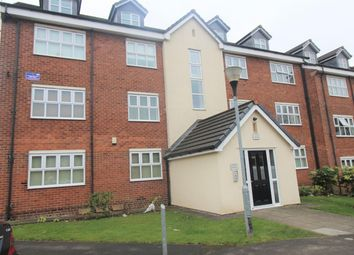Thumbnail 2 bed flat for sale in Hall Lane, Manchester