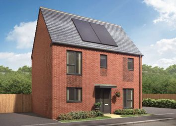 """Thumbnail 3 bed detached house for sale in """"The Trent"""" at Showell Road, Wolverhampton"""
