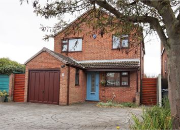 Thumbnail 4 bedroom detached house for sale in Caroline Close, Derby
