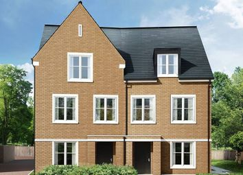 """Thumbnail 5 bed mews house for sale in """"The Ascot"""" at Wick Road, Englefield Green, Egham"""