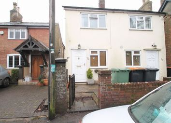 Thumbnail 2 bed semi-detached house to rent in High Street, Eaton Bray, Bedfordshire
