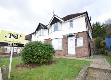 Thumbnail 4 bed semi-detached house to rent in Underwood Road, High Wycombe