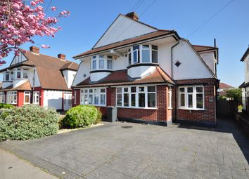 Thumbnail 4 bed semi-detached house to rent in Elstan Way, Croydon