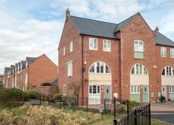 Thumbnail 3 bed town house for sale in Pipistrelle Drive, Market Bosworth, Nuneaton
