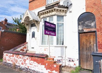 Thumbnail 3 bed terraced house for sale in Holder Road, Birmingham