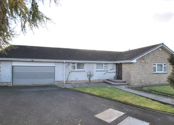Thumbnail 4 bed detached bungalow for sale in Middlewood Park, Deans North, Livingston